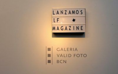 Lanzamiento de LF Magazine