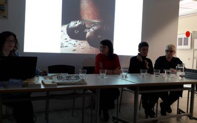 Presentación del N6 de LF Magazine en Espai Fotogràfic Català-Roca