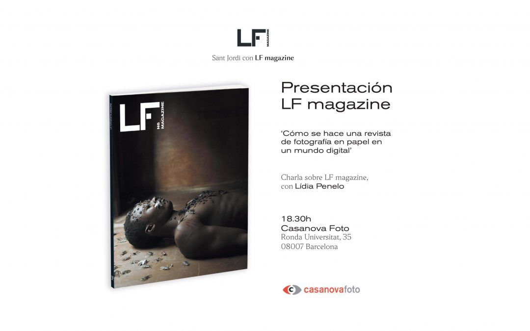 LF Magazine en Sant Jordi