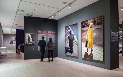 Exposición de Eamonn Doyle en Mapfre Madrid
