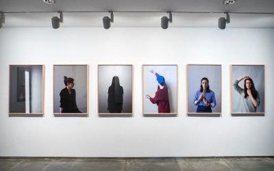 """Exposición """"Geografías del viaje"""" en Visiona Huesca"""