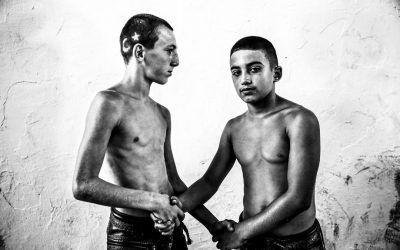 Concurso internacional de fotografía Andréi Stenin