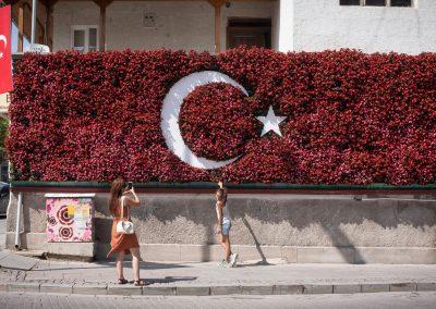TUR -  VISIBLE DISPARITIES IN TURKEY