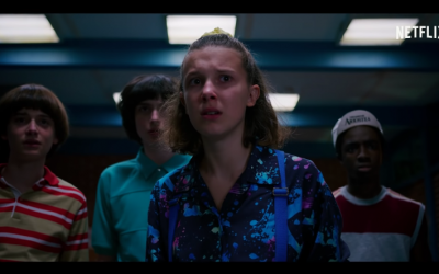 La luz de (y en) Stranger Things