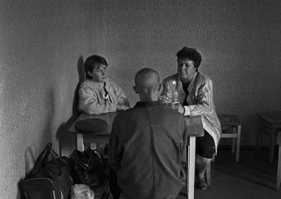 RUSSIA CHILDREN'S COLONY IN SIBERIA