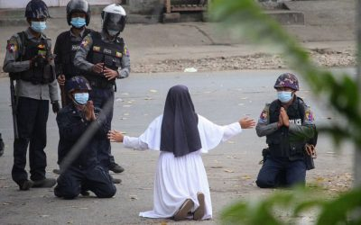 La monja pacífica