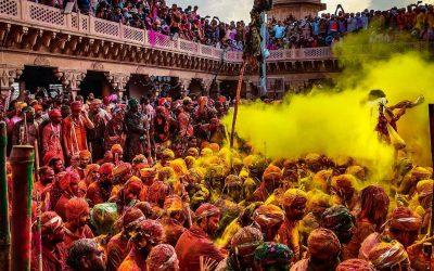 A lo loco en Uttar Pradesh