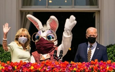 El conejo de la FLOTUS*